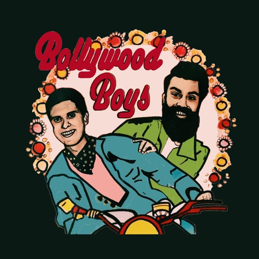 Cover image of Bollywood Boys Podcast