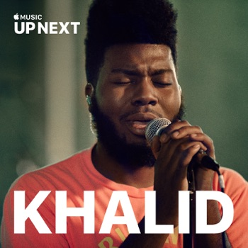 Khalid - Up Next Session Khalid Album Reviews