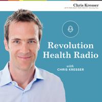 Podcast cover art for Revolution Health Radio