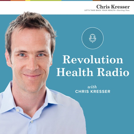 Cover image of Revolution Health Radio