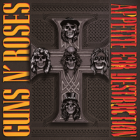 Guns N' Roses - Appetite For Destruction (Super Deluxe) artwork