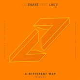A Different Way (feat. Lauv) [Noizu Remix] - Single