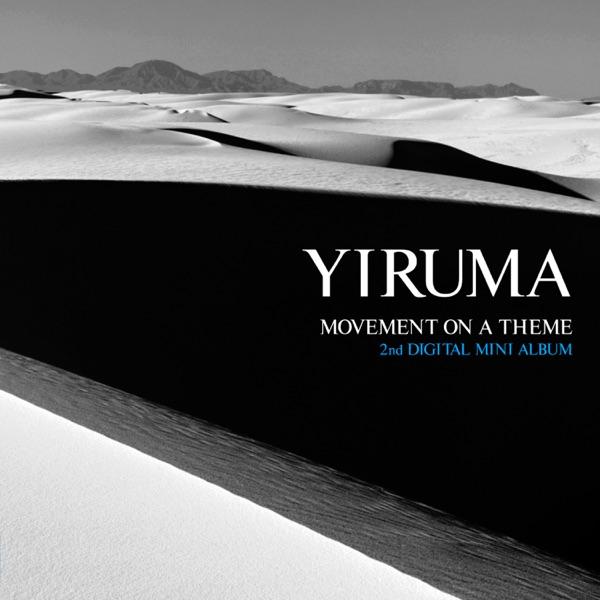 Yiruma 2nd Mini Album 'Movement On A Theme By Yiruma - 2nd Movement' (The Original & the Very First Recording) - EP