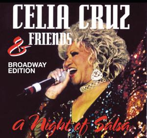 Celia Cruz - Quimbara (Live)