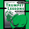 Jonathan Harnum, PhD. - Essential Trumpet Lessons, Book One: Get Started: Tone, Breathing, Tongue Use and Other Skills to Get You Off to a Great Start (Unabridged)  artwork