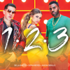 Sofia Reyes - 1, 2, 3 (feat. Jason Derulo & De La Ghetto) artwork
