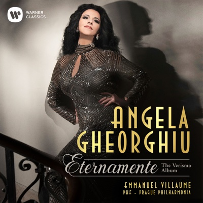 Eternamente - The Verismo Album - Angela Gheorghiu album