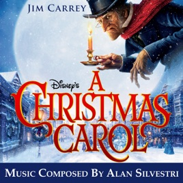 Christmas Carol.A Christmas Carol Motion Picture Soundtrack By Alan Silvestri