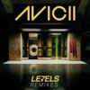 Avicii - Levels (Skrillex Remix) artwork