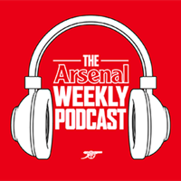 Podcast cover art for Arsenal Weekly Podcast