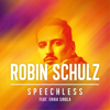 Robin Schulz - Speechless (feat. Erika Sirola) artwork