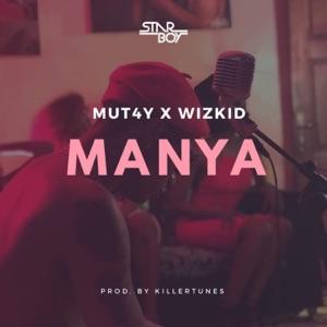 Mut4y & Wizkid - Manya