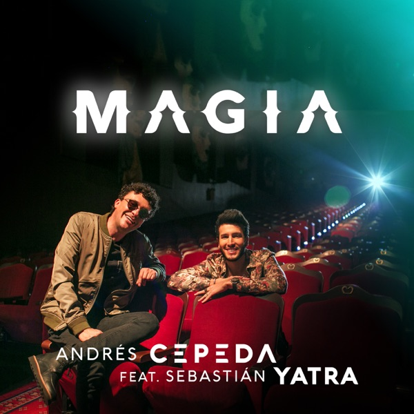 Magia - Single (feat. Sebastián Yatra) - Single