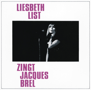 Liesbeth List - Liesbeth List Zingt Jaques Brel