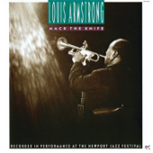 Mack The Knife Studio Version  Louis Armstrong - Louis Armstrong