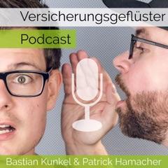 Patrick Hamacher und Bastian Kunkel (Die beiden von WAS IST VERSICHERUNG und VERSICHERUNGEN MIT KOPF)