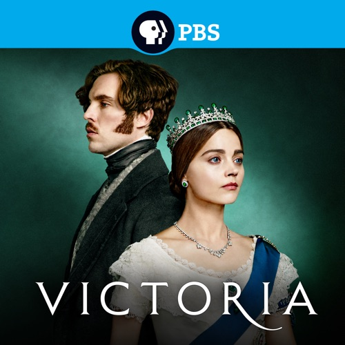 Victoria, Season 3 poster