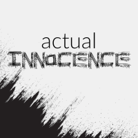 Podcast cover art for Actual Innocence