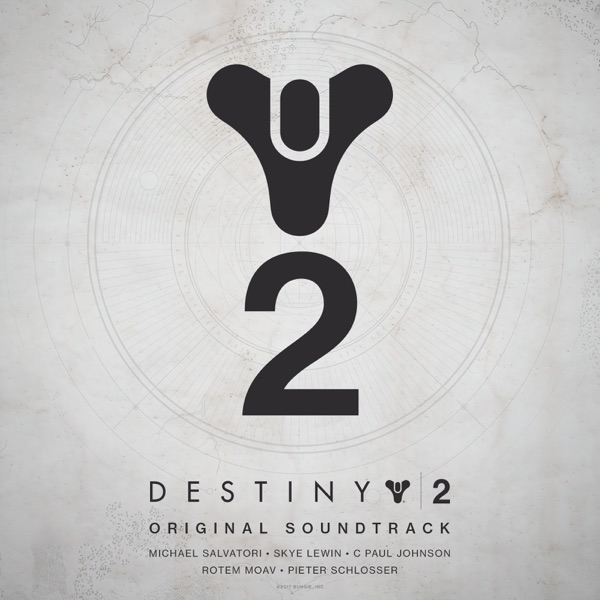 Destiny 2 (Original Game Soundtrack) album image