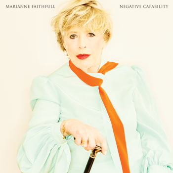 Marianne Faithfull Negative Capability music review