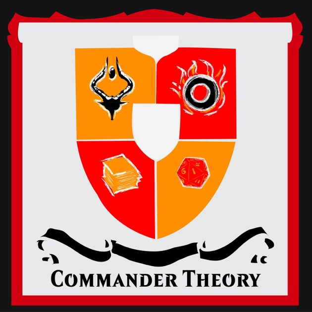 Commander Theory by Commander Theory on Apple Podcasts