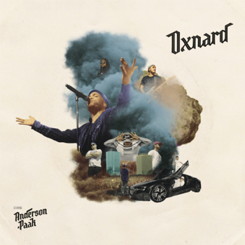 Anderson .Paak Oxnard music review