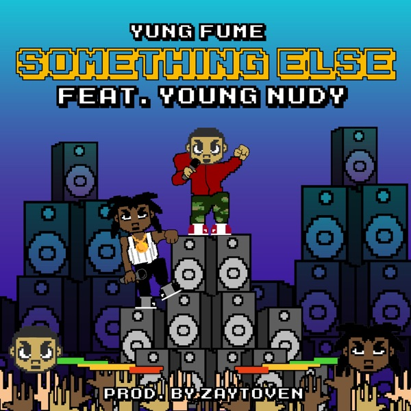 Something Else (feat. Young Nudy) - Single