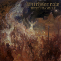 Witchsorrow - Hexenhammer artwork