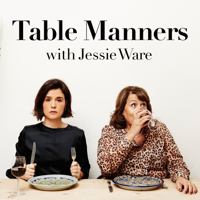 Podcast cover art for Table Manners with Jessie Ware