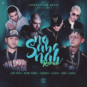 No Sabe Nah REMIX (feat. Lary Over, Farruko, Alexio, Juhn, Noriel) - Single Mp3 Download