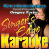 Water Under Bridges (Originally Performed By Gregory Porter) [Instrumental] - Singer's Edge Karaoke
