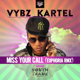 Miss Your Call Euphoria Rmx