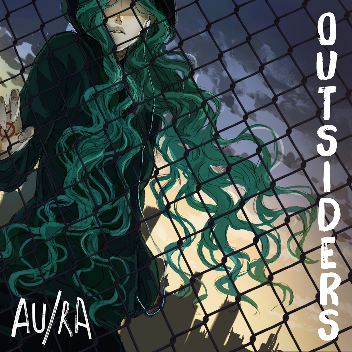 Outsiders - Single Album Cover by Au/Ra