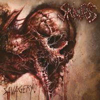 Skinless - Savagery artwork