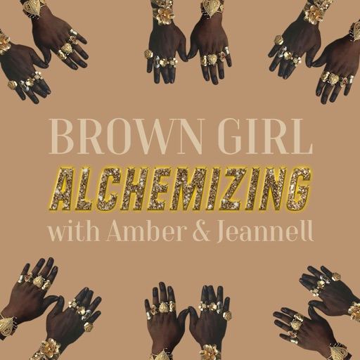 Cover image of Brown Girl Alchemizing