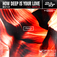 How Deep Is Your Love (feat. Wurld) - Mut4y