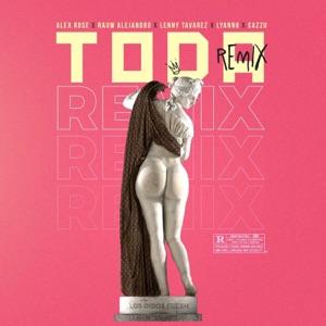 Toda (Remix) [feat. Lenny Tavárez & Lyanno] - Single