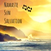 Namaste Sun Salutation Goodmorning Yoga Music for Wake Up Fitness Routine
