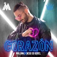 descargar bajar mp3 Maluma Corazón (feat. Nego do Borel)
