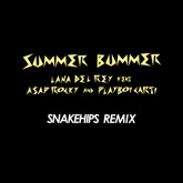 Summer Bummer (feat. A$AP Rocky & Playboi Carti) [Snakehips Remix] - Single