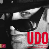 Udo Lindenberg & Thomas Hüetlin - Udo artwork