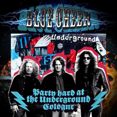 Party Hard at the Underground Cologne - Blue Cheer