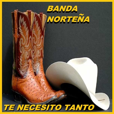 Te Necesito Tanto - Banda Norteña