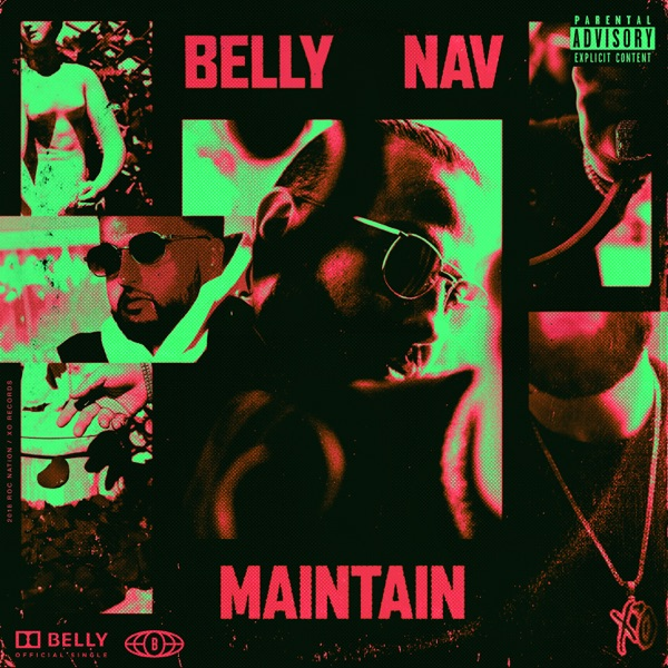Maintain (feat. NAV) - Single