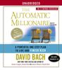 David Bach - The Automatic Millionaire (Unabridged) artwork