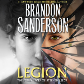 Legion: The Many Lives of Stephen Leeds audiobook