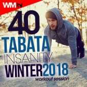40 Tabata Insanity Winter 2018 Workout Session (20 Sec. Work and 10 Sec. Rest Cycles With Vocal Cues / High Intensity Interval Training Compilation for Fitness & Workout)