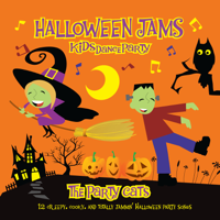The Party Cats - Theme from the Addams Family artwork