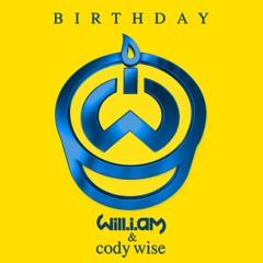Birthday (feat. Cody Wise)