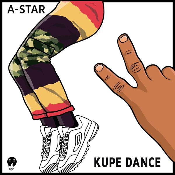 Kupe Dance - A-STAR song image